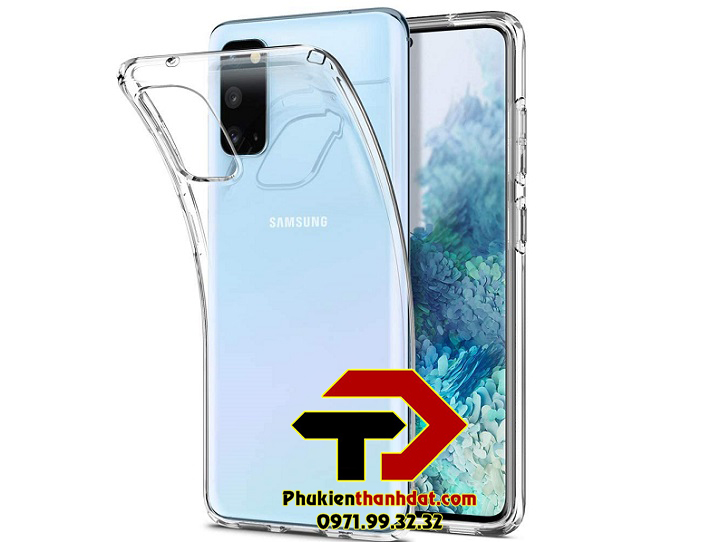 Ốp lưng silicone dẻo trong suốt SamSung Galaxy S20