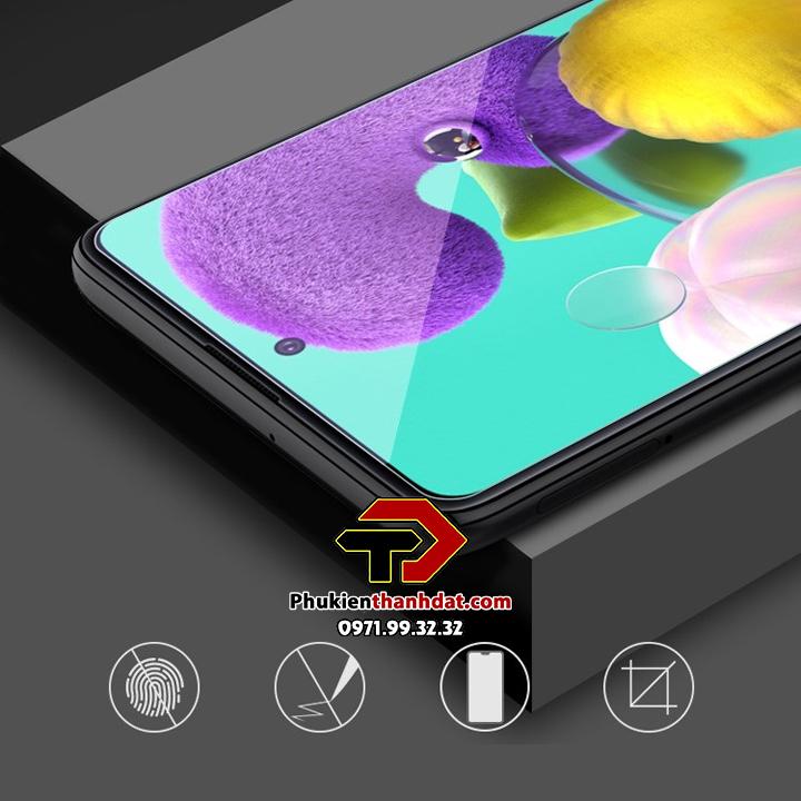 dán màn hình SamSung Galaxy A71