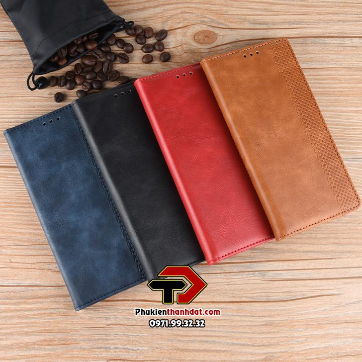 Bao da dạng ví SamSung Galaxy M51 Wallet Leather Case