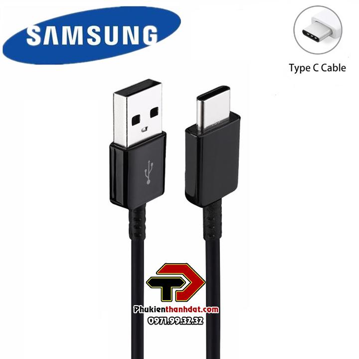 Cáp sạc SamSung Galaxy Note 9 chính hãng chân USB Type-C