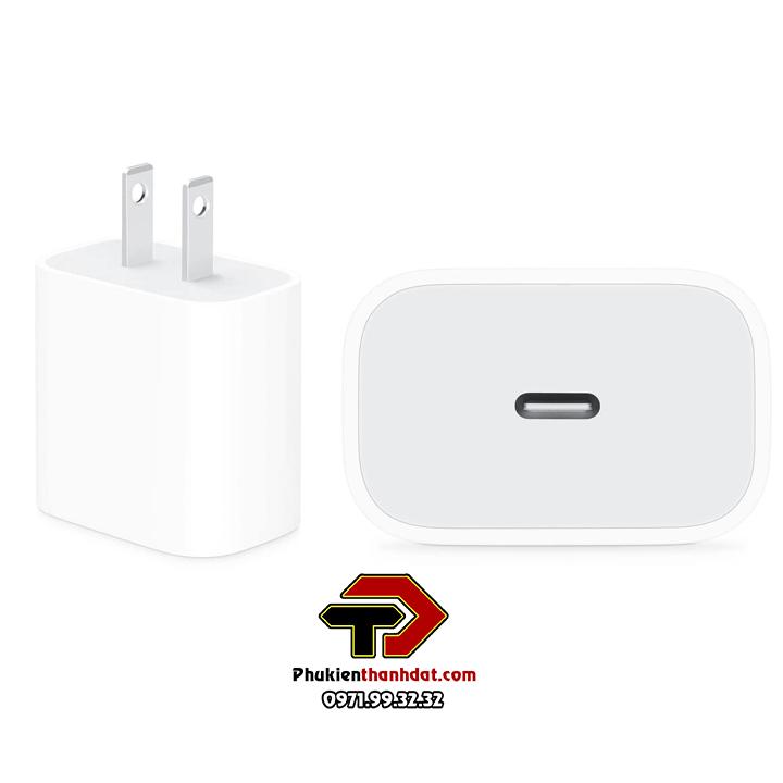 Củ sạc nhanh iPhone 11 Pro cổng USB-C 18W
