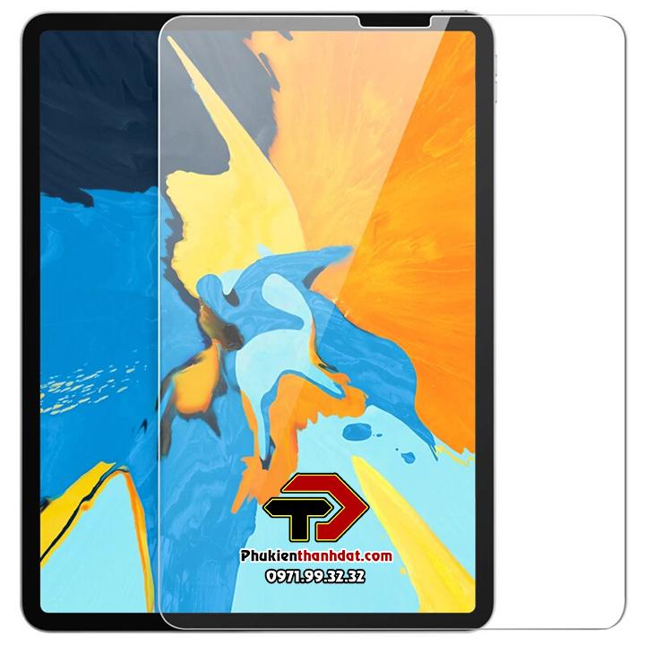 Tấm dán kính cường lực iPad Pro 11 2020 hiệu Glass Pro
