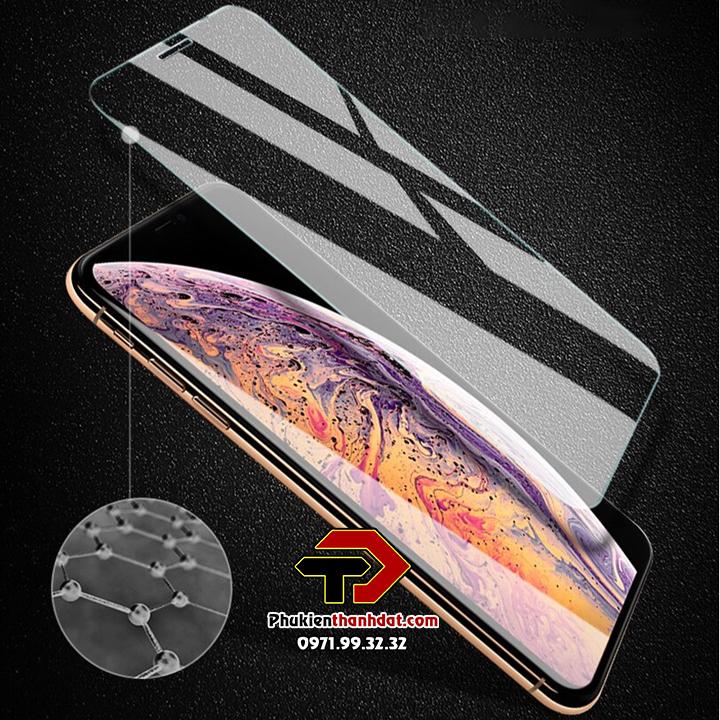 Tấm dán kính cường lực iPhone X, Xs hiệu REMAX