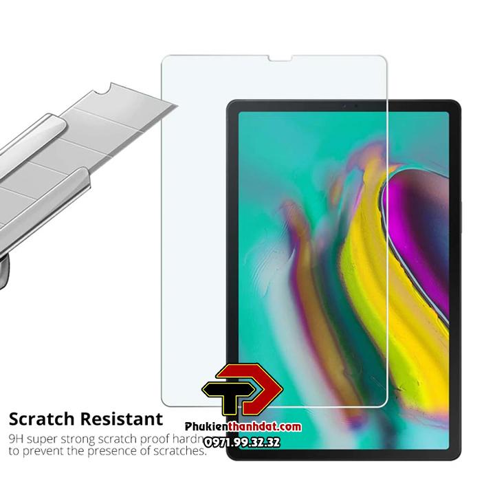 Tấm dán kính cường lực SamSung Galaxy Tab S5e T725