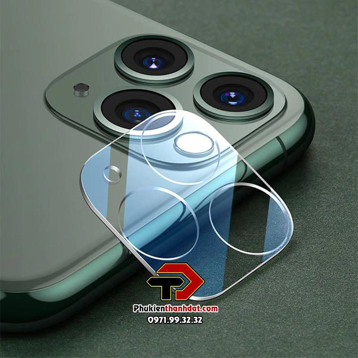 Tấm dán kính cường lực bảo vệ Camera iPhone 11 Pro