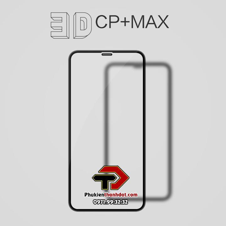 Tấm dán kính cường lực full màn hình 3D CP+ MAX iPhone X, Xs chính hãng Nillkin