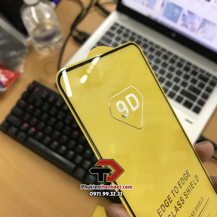 Dán kính cường lực full 9D tràn màn hình OPPO A53 2020