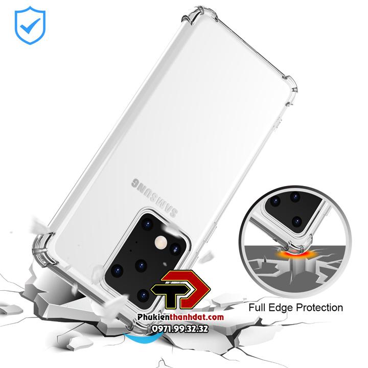 Ốp lưng dẻo trong chống sốc SamSung Galaxy S20 Ultra