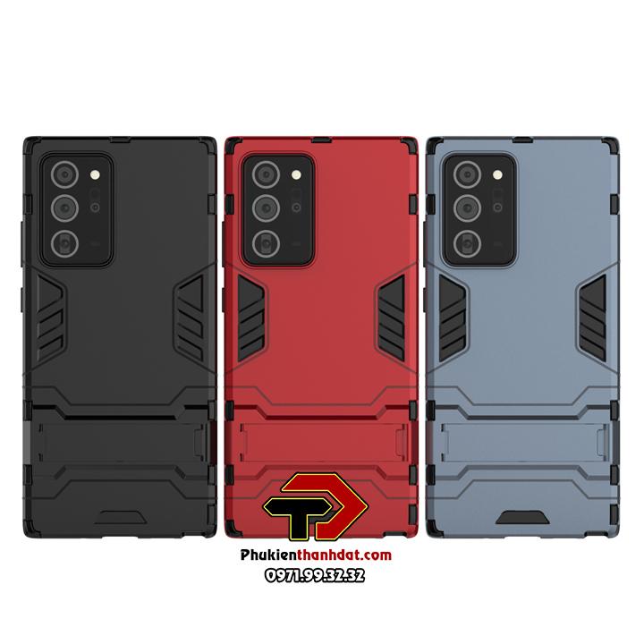 Ốp lưng SamSung Galaxy Note 20 Ultra chống sốc Iron Man