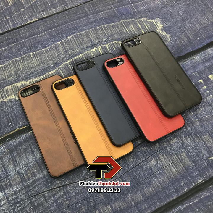 Ốp lưng da iPhone 7 Plus chính hãng REMAX
