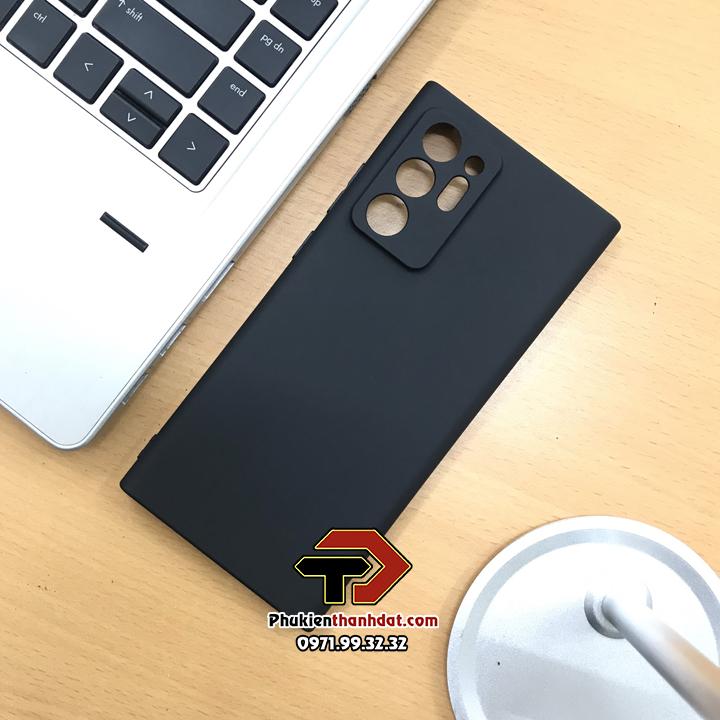 Ốp lưng SamSung Galaxy Note 20 Ultra silicone dẻo bảo vệ cụm camera