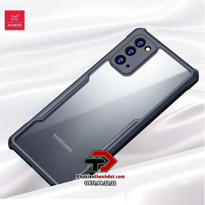 Ốp lưng chống sốc SamSung Galaxy Note 20 chính hãng XunDD Beetle