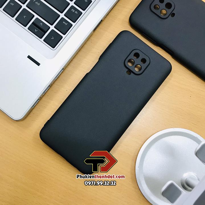 Ốp lưng bảo vệ camera Xiaomi Redmi Note 9s silicon dẻo chính hãng X-LEVEL Guardian