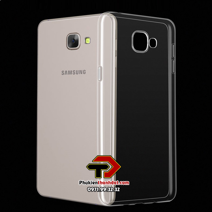 Ốp lưng silicone dẻo trong suốt SamSung Galaxy A9 2016