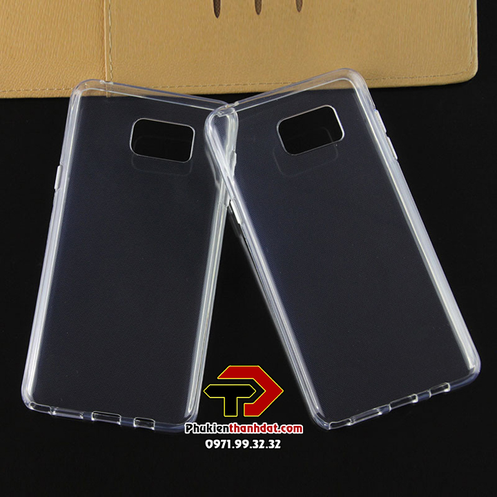 Ốp lưng silicone dẻo trong suốt SamSung Galaxy Note 5