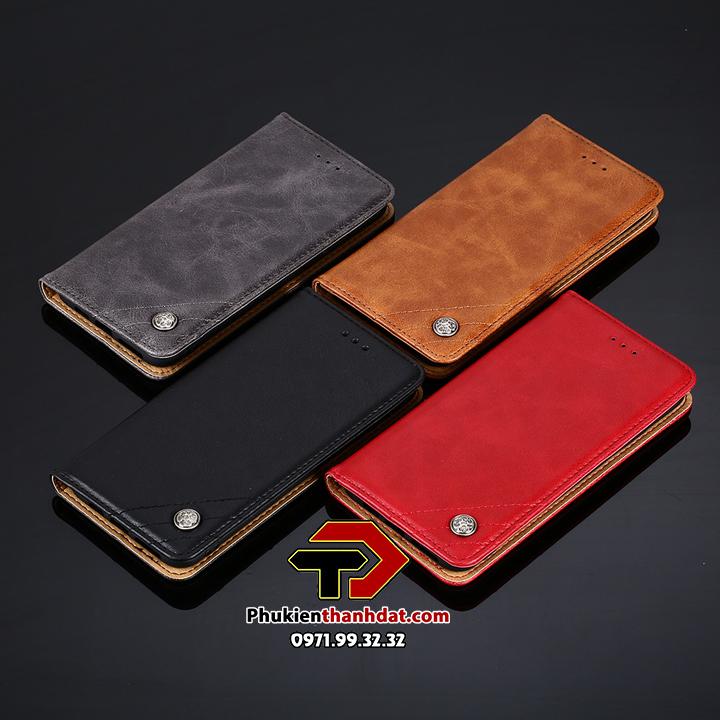 Bao da dạng ví Xiaomi Mi 11 Wallet Leather Case