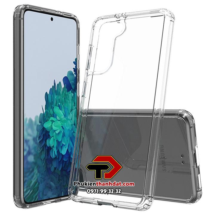 Ốp lưng trong suốt SamSung Galaxy S21+ Plus 5G chính hãng OuCase