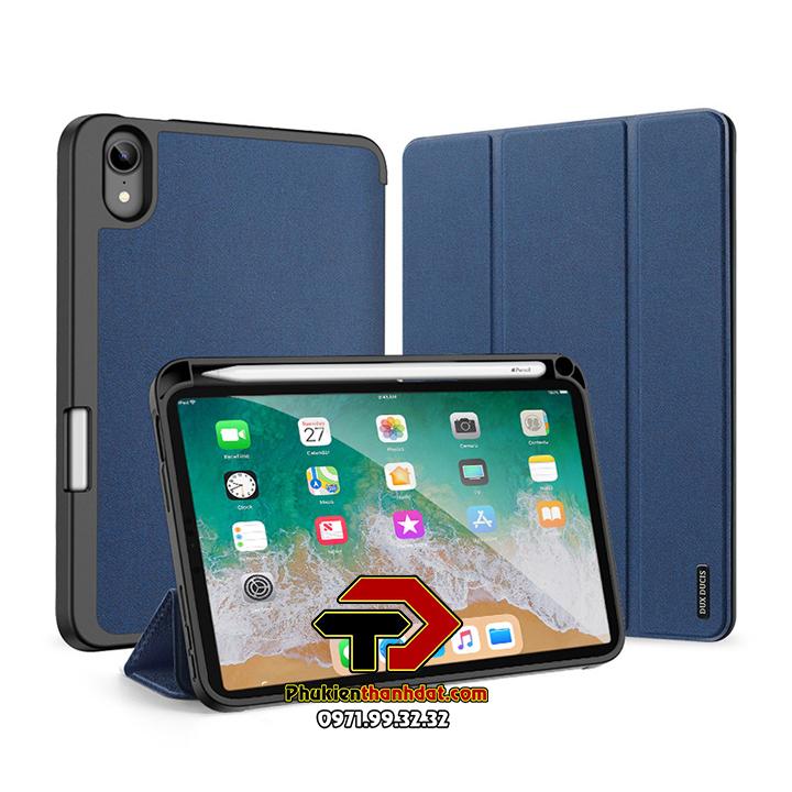 Bao da iPad Mini 6 2021 chính hãng Dux Ducis Domo