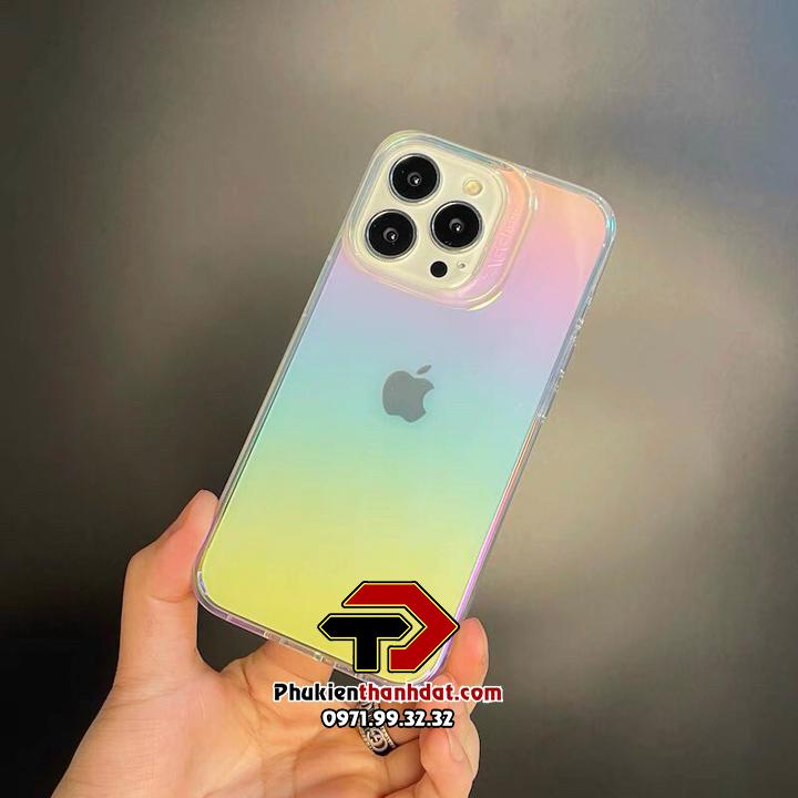 Ốp lưng iPhone 13 Pro hiệu ZAGG Iridescent